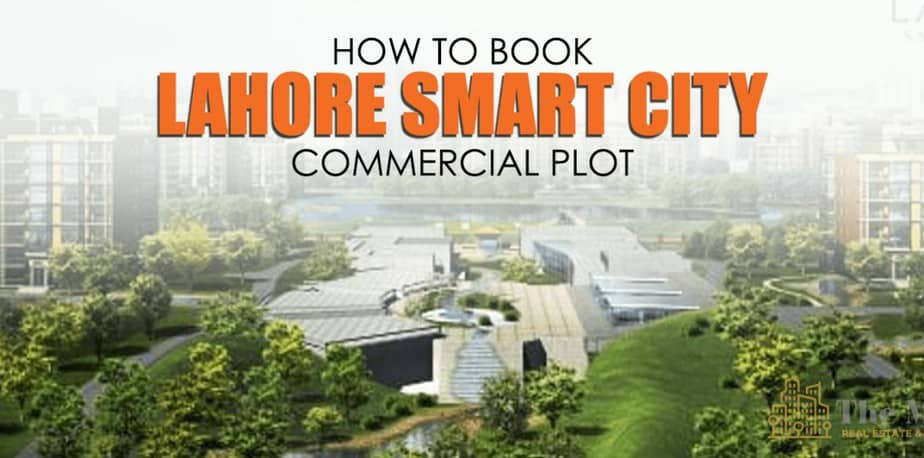How To Book Lahore Smart City Commercial Block?