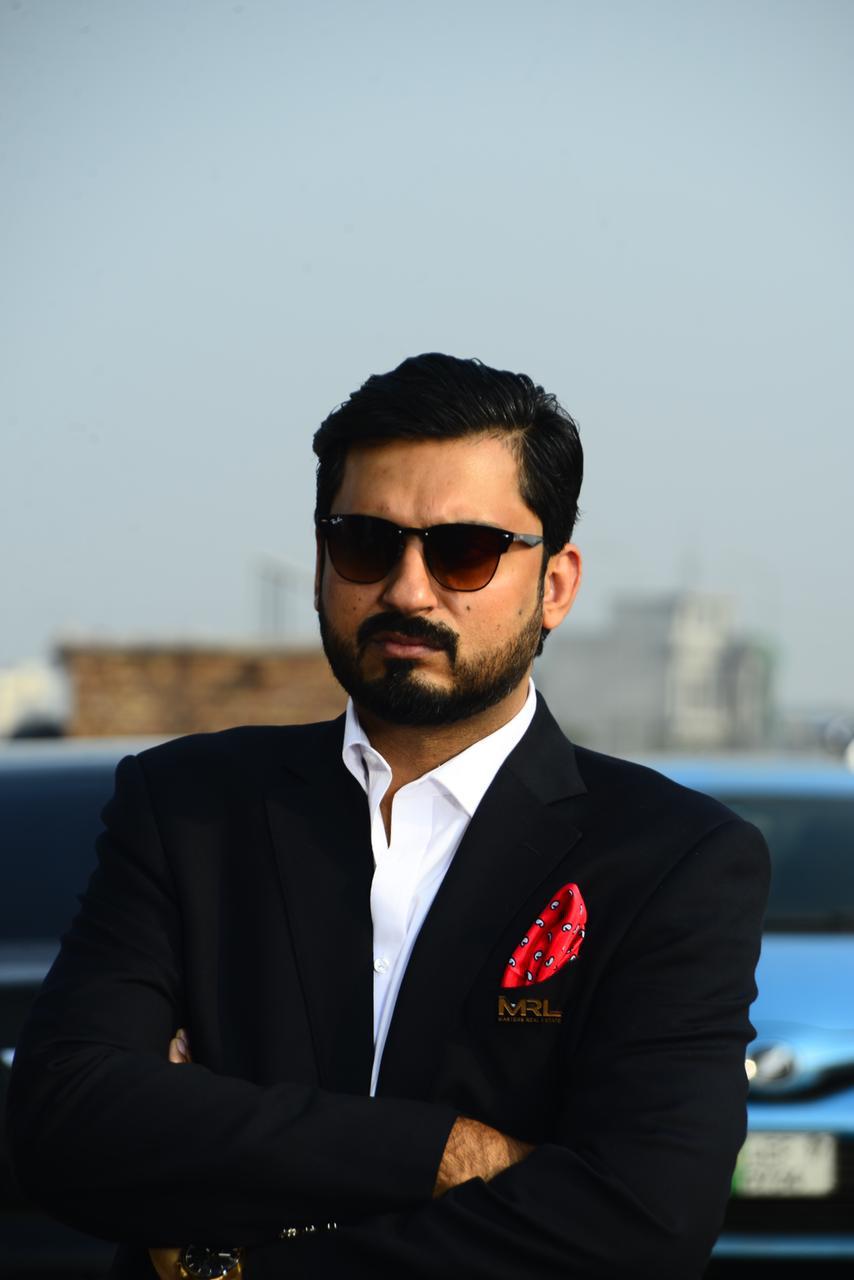Mr Usman Fida - CEO