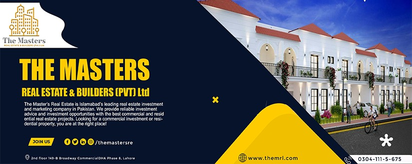 Have a Look before Investing in Real Estate in Pakistan